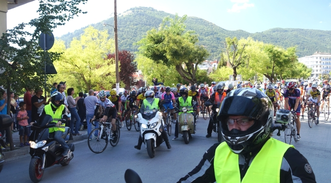 Florina Bike Challenge 2015 Official Video